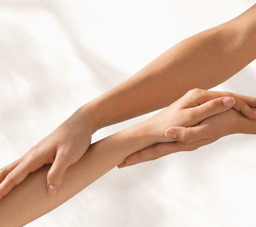 ЛФК після перелому руки
