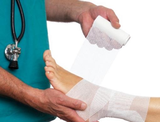 Лікування переломів щиколотки